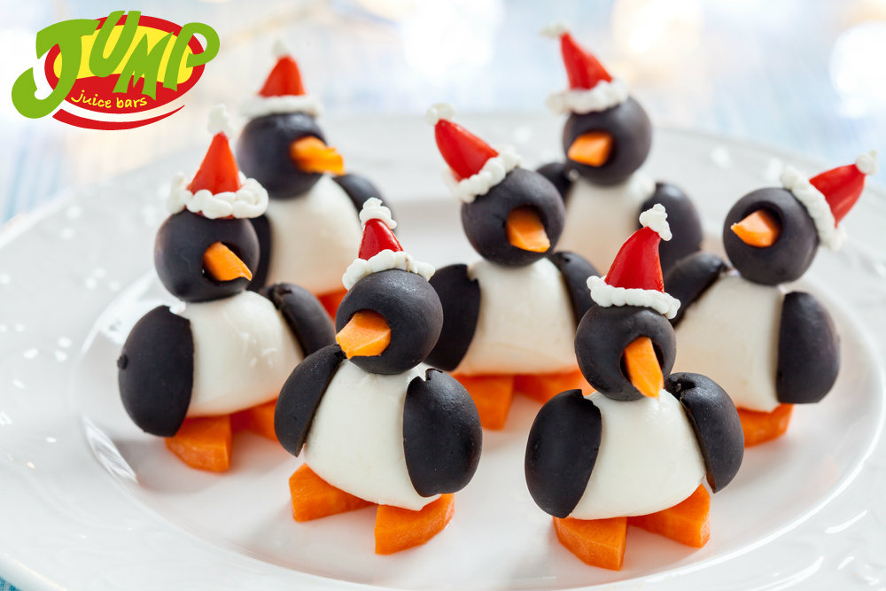 healthy treats for christmas