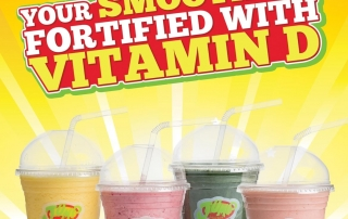 foods with vitamin d, smoothies with vitamin d. benefits of vitamin d