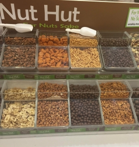 nut hut at Jump Juice Bars